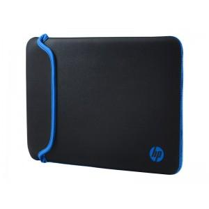 "HP - Housse Hybride - 11.6""- Noir et Bleu"